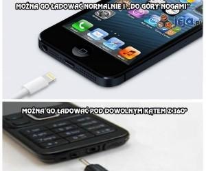 Sposoby ładowania telefonów