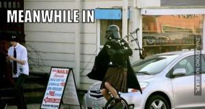 Tymczasem w Szkocji