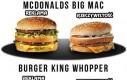 Fast food - reklama vs rzeczywistość