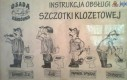 Instrukcja obsługi szczotki klozetowej