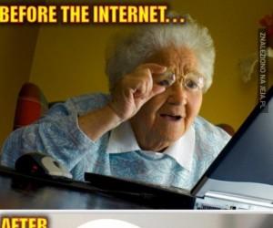 Internety zmieniają wszystkich