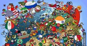 III Wojna Światowa - edycja countryball