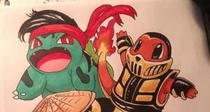 Pokemony w Mortal Kombat