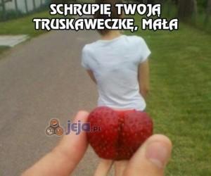 Takie truskawki mogę jeść cały czas