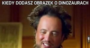 Teorie znawców dinozaurów