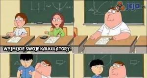 Wyjmijcie swoje kalkulatory