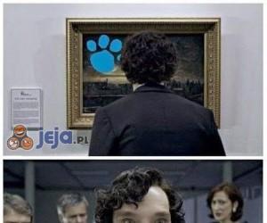Sherlock w wersji dla przedszkolaków