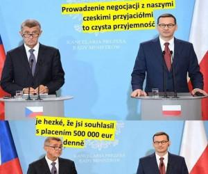 Sukces polskiego rządu