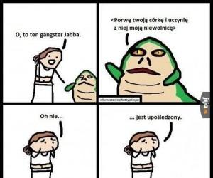 Upośledzony Jabba