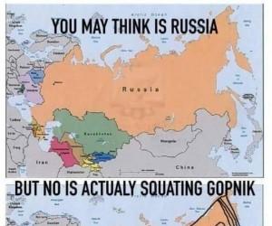Myślałeś że to Rosja, a to tylko Ivan