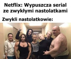 Wyglądają jak rosyjska wersja Avengers