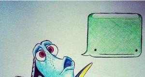 Dory mówi po wielorybiemu