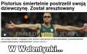 Pistorius śmiertelnie postrzelił swoją dziewczynę