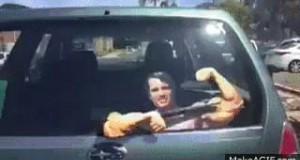 Arnold wie jak wycierać szyby