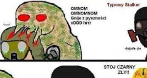 Typowy Stalker