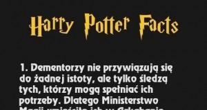 Harry Potter - nieznane fakty