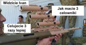 Jeszcze wiele musicie się nauczyć, żołnierzu