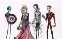 Avengersi w stylu Tima Burtona