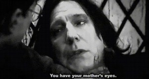 Masz takie oczy jak matka