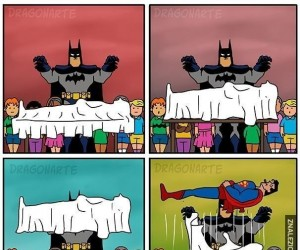 Batmanowe sztuczki