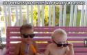 Gdy pierwszy raz jesteś na otwartym basenie