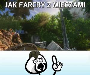 Jak Farcry z mieczami