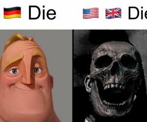 Niemiecko-angielskie śmieszki