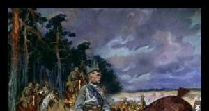 Piłsudski na kaszance