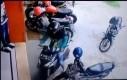 Wyjeżdżanie skuterem