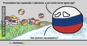 Niekochana Rosja