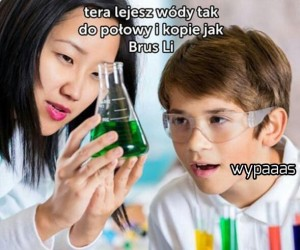 Chemia może być ciekawa