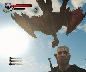 Nawet Geralta dopadła moda na selfie