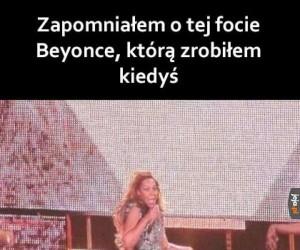Beyonce z przeszłości