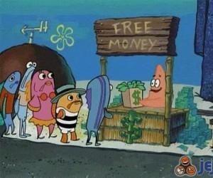 Logika w Spongebobie