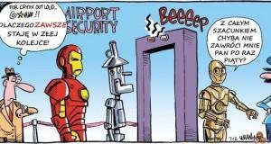 Kontrola lotniskowa