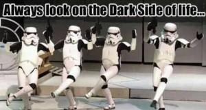 Sens życia według Dartha Vadera