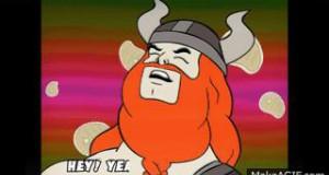 Gdy kochasz he-mana i wikingów jednocześnie