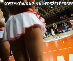 Koszykówka z najlepszej perspektywy