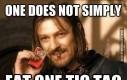 Nie tak łatwo jest zjeść jednego Tic Taca