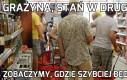 Janusz w Biedronce