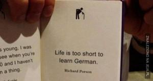 Cała prawda o nauce niemieckiego