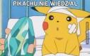 Pikachu nie wiedział