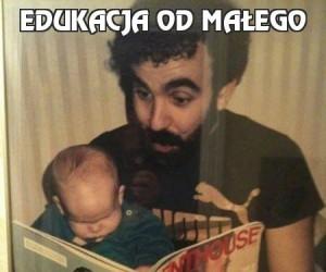Edukacja od małego