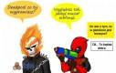 Deadpool i Ghost Rider