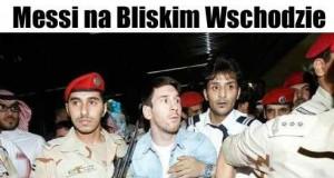 Messi na Bliskim Wschodzie