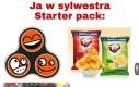 Sylwester starter pack