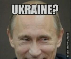 Ukraina?