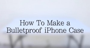 Jak zrobić kuloodporne etui na telefon - oglądaj do końca!