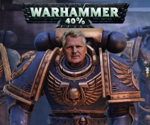 Warhammer 40%