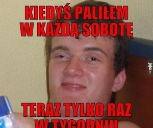 I Ty ogranicz palenie ze Zbyszkiem!